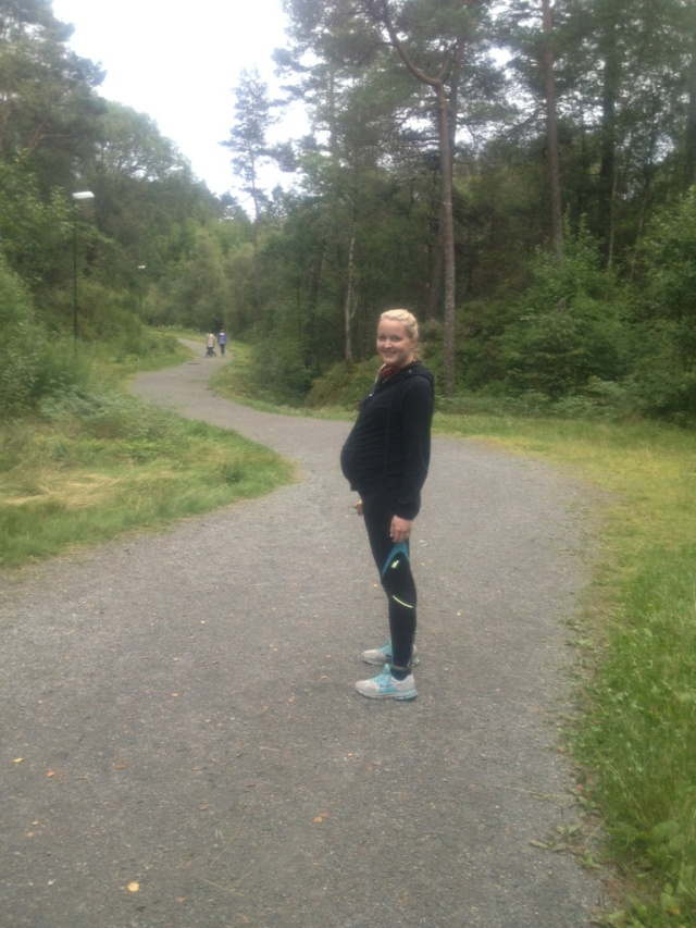 Bolle på joggetur
